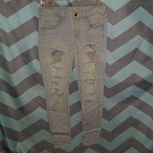 American Eagle women skinny Jean's